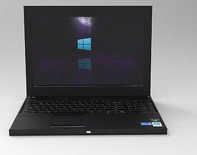 Dell Precision M4600 Series Laptop 3D asset