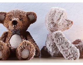 Teddy Bear 3D 3dmax