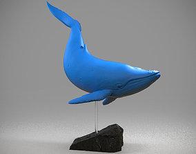 Blue Whale 3D print model