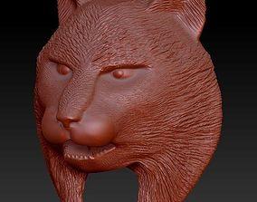 3D printable model Lynx Head