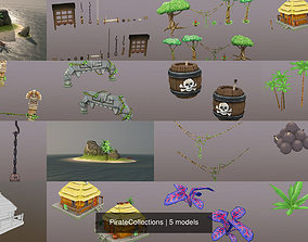 3D model PirateCollections