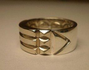 3D print model Atlantis Ring 2 part