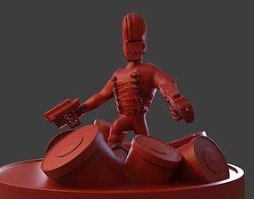 3D print model Duke Nukem