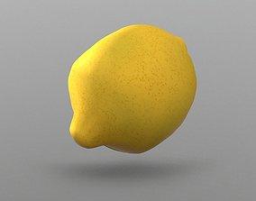 3D model game-ready Lemon