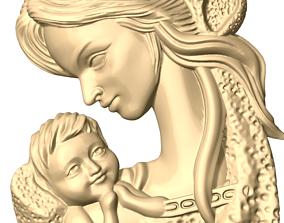 Pendant platinum 3D printable model