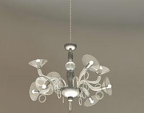 3D model de Majo Laguna Planet chandelier