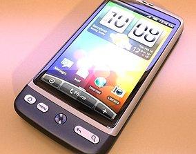 3D HTC Desire Photorealistic High Detail