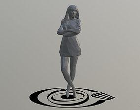 3D model Human 033 LP R