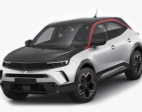 Opel Mokka 2021 3D model