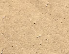 Ground terrain desert PBR pack 6 3D