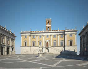 Capitoline Hill 3D