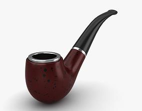 3D model Smoking Pipe smoke