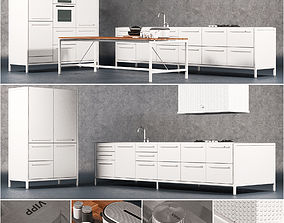 3D Vipp kitchen and original accessories