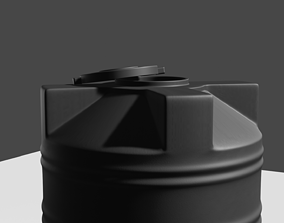 3D Water Tank shipping