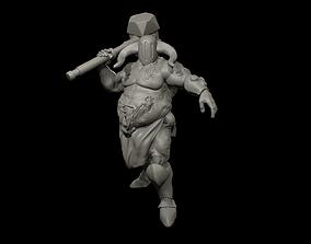 3D printable model Blight Tyrant