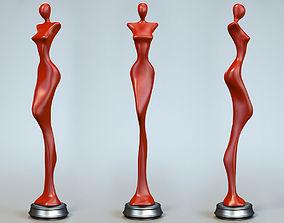 3D print model Woman Sculpture P