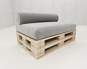 3D Pallet Furniture