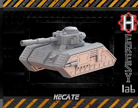 Heresylab - Hecate Tank 3D print model