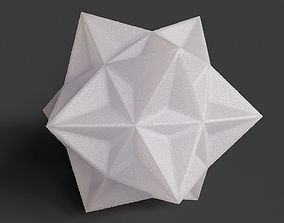 3D printable model Great Stellated Dodecahedron