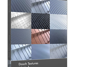 Dosch Textures - Metal 3D model