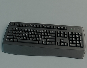 Keyboard and Mouse 3D