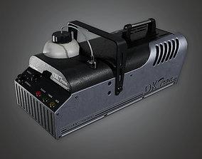 3D asset HLW - Fog Machine - PBR Game Ready