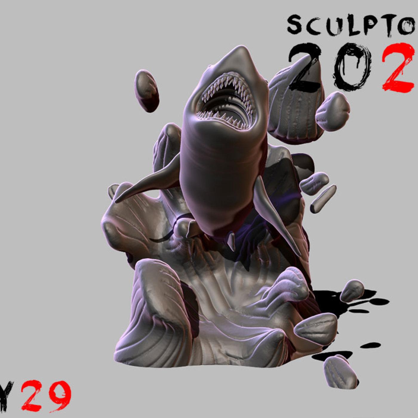 Sculptober Dau 29
