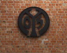3D FSV Mainz 05 Logo