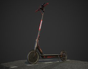 3D model Electric Scooter