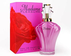 3D Rose Madame Pleasure Perfume