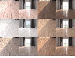 3D model Yurtbay Parquet Floor Collection 15x60