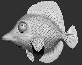Fish 3d Print model