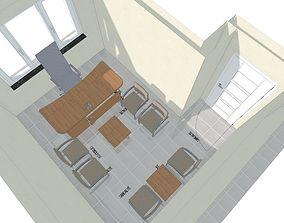 Modelign Modren Office