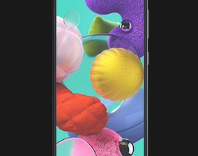 E3D - Samsung Galaxy A51 Prism Crush Black xcover