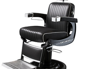barber chair Belmont apollo 2 3D