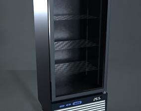 3D model market fridge