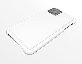 iPhone 11 Pro Max Case Base 3D print model