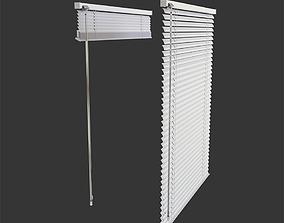 3D model Window PVC Blinds