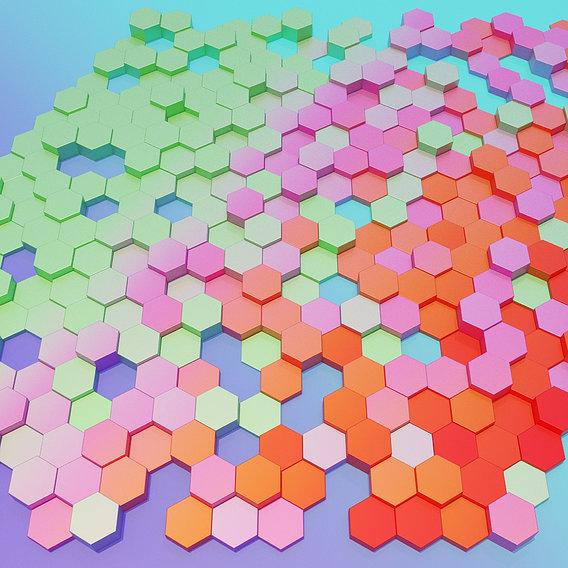 Hexapattern