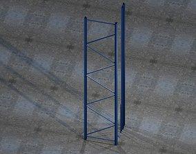 Rack 5000x100x75 mm Arhicad 3D model