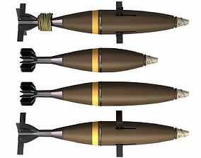 3D Mortar Shells