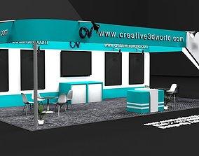 Stall Design 3D