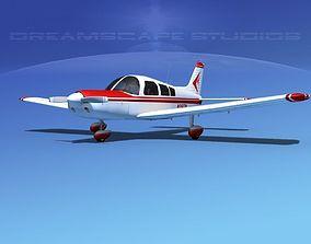 Piper PA-28 V15 3D