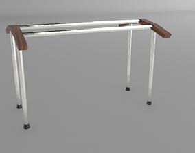 3D model Simple Clothesline