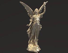 Goddess of victory Nika 050 3D print model