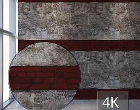 827 stucco 3D model