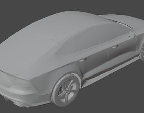 Audi RS7 3D sportback