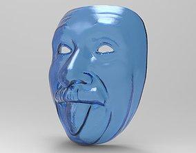 Mask - Einstein 3D printable model