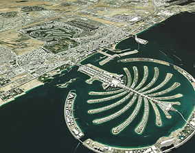 cityscape Cityscape Dubai United Arab Emirates 3D model