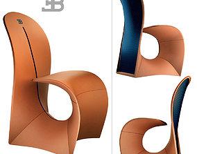 CARLO BUGATTIS COBRA CHAIR 3D model